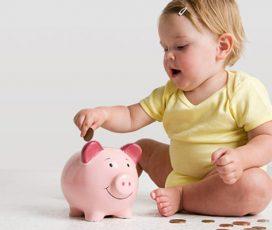 Combien coûte un bébé chaque mois ?