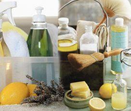 Comment économiser sur les produits ménagers à la maison ?
