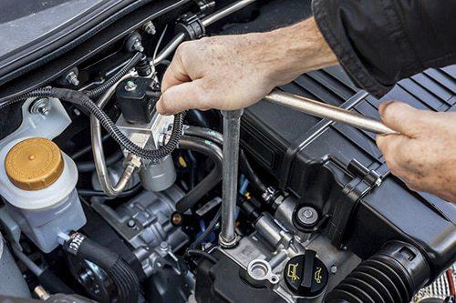 Les problèmes fréquents du moteur à essence